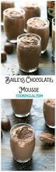 Pumpkin Spice Baileys Recipe by Easy Baileys Chocolate Mousse Recipe Cooking Lsl