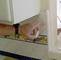 repairing tile liners trim the tile doctor