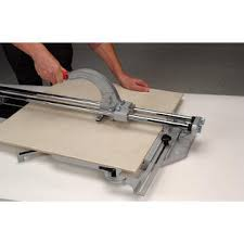 Brutus Tile Saw Manual by Brutus 27 In Rip And 20 In Diagonal Professional Porcelain Tile
