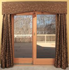 Patio Door Curtain Ideas by Kitchen Sliding Doors Curtains The 25 Best Curtain Ideas Ideas On