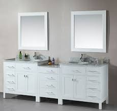 48 Inch Double Sink Vanity by Avola 92 Inch Double Sink Bathroom Vanity White Finish