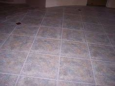 this is a white ceramic tile floor in mesa arizona prior to