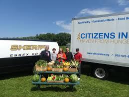 100 Are Food Trucks Profitable Essex County Sheriffs Department Donates To Local NonProfit