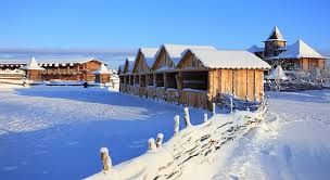Top 5 Urals Destinations For Winter The Best Places To Rest On Border Between Europe And Asia Travel