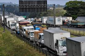 Google News - Truckers Strike In Brazil - Overview Truck Strike Striking Truckers Cause Traffic Jam Editorial Stock Truck Drivers Strike Exposes Brazils Logistics Vulnerability Port Truck Launch Definite At Ports Of Los Angeles Truckers Four Shipping Companies Southern California The Regis Bittencourt Road In Sao Paulo Sainsburys Again General Se23 Forum Forest Hill Goods Lorry Latest And Breaking News On To Shut Down America Plans 3day National Trucking Strike Ipdent Drivers Are Ready To Likely Ground Secondquarter Brazil Growth Near Star Weekly Another Strikes Notorious Napier Street Bridge
