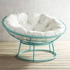 Double Papasan Chair Base by Outdoor Peacock Blue Papasan Chair Frame Pier 1 Imports