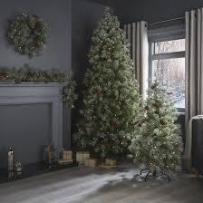 Christmas Tree 7ft Pre Lit by Pop Up Christmas Trees Bq Christmas Lights Decoration