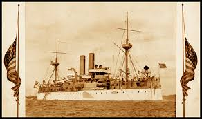 Pictures Of The Uss Maine Sinking by Maine