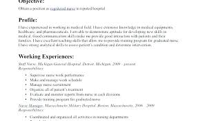 Good Examples Of A Resume Skills For Best Example Resumes Registered