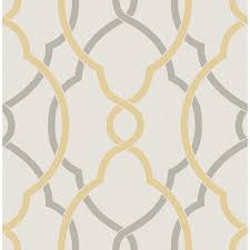 A-Street Sausalito Yellow Lattice Wallpaper-2697-22620 - The Home ... Graham Brown 56 Sq Ft Brick Red Wallpaper57146 The Home Depot Wallpaper Canada Grey And Ochre Radiance Removable Wallpaper33285 Kenneth James Eternity Coral Geometric Sample2671 Mural Trends Birds Of A Feather Stunning Pattern For Bathroom Laura Ashley Vinyl Anaglypta Deco Paradiso Paintable Luxury Wallpaperrd576 Gray Innonce Wallpaper33274 Brewster Blue Ornate Stripe Striped Wallpaper Shower Tub Tile Ideasbathtub Ideas See Mosaic