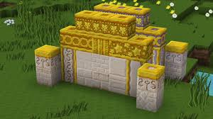Minecraft Pumpkin Carving Mod 18 by Bdcraft Community U2022 512x 32x Chisel Mc1 6 1 7 Patches