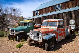 100 Truck From Jeepers Creepers Abandoned Rusty S Wih Personality