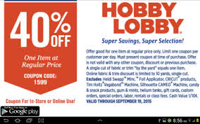 Mobile.hobbylobby.com / Vegan Morning Star Hlobbycom 40 Coupon 2016 Hobby Lobby Weekly Ad Flyer January 20 26 2019 June Retail Roundup The Limited Bath Oh Hey Off Coupon Email Archive Lobby Half Off Coupon Columbus In Usa I Hate Hobby If Its Always 30 Then Not A Codes Up To Code Extra One Regular Priced App Active Deals Techsmith Coupons Promo Code Discounts 2018 8 Hot Saving Hacks Frugal Navy Wife