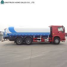 100 Water Tanker Truck Hot Selling Man Diesel 18m3 To 20m3 For Sale