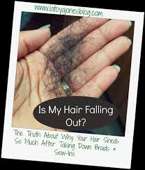 Is My Hair Falling Out The Truth About Why Your Hair Sheds So