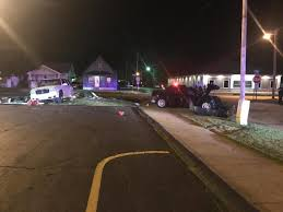 100 The Truck Stop Decatur Il Police Car Chase Leads To Crash In Top Stories Wandtvcom