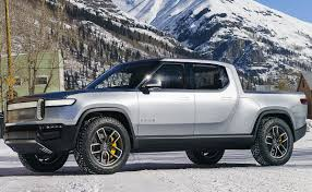 100 Ford Electric Truck Amazon Deal With Rivian Signals Faith In Electric Trucks