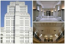 100 Art Deco Architecture Exploring In London Senate House