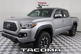 New 2019 Toyota Tacoma TRD Off Road Double Cab 5' Bed V6 AT In Santa ... New 2018 Toyota Tacoma Trd Sport Double Cab In Tallahassee M014205 The 2017 Pro Is Bro Truck We All Need 2019 East Petersburg Lineup Is Even More Impressive By Kingston Off Road 5 Bed V6 At Santa Top Speed Fe First Drive No Pavement No Problem 2015 Series Test Review Car And Driver
