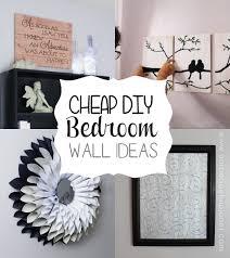 Luxury Diy Wall Decor For Bedroom Ideas Tumblr