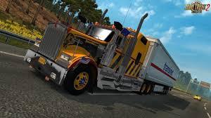 100 American Truck Showrooms Pack V10 131 Mod For Euro Simulator 2