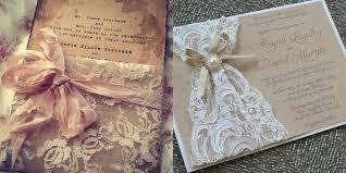 4 Unique Handmade Wedding Invitation Cards 6
