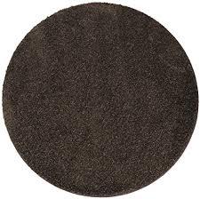 havatex premium shaggy hochflor teppich loredo rund schadstoffgeprüft und pflegeleicht schmutzresistent robust strapazierfähig wohnzimmer