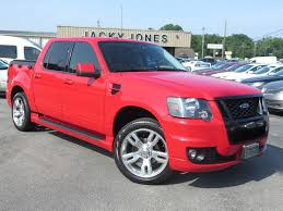 100 Ford Explorer Trucks Used 2010 Sport Trac For Sale At Jacky Jones