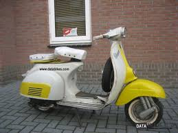 Vespa 150 CC SUPER 1979 Scooter Photo