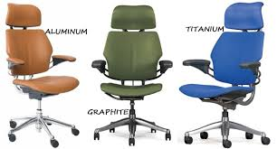 Human Scale Freedom Chair Manual by Humanscale Freedom Office Chair With Headrest Ambiente Modern