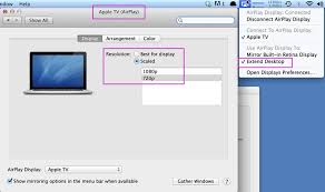 AirPlay Mirroring Tips for improving Performance