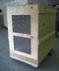 Custom Modified Pet Shipping Crates