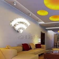 wifi shaped entryway led wall lights indoor