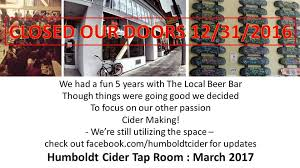 the local beer bar home facebook