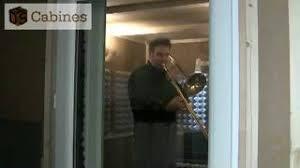 comment insonoriser une porte hds cabines test cabine acoustique 2012