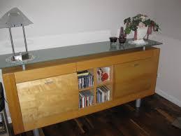 einrichtung und mobiliar esszimmer anrichte buche ahorn