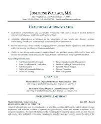Health Administration Resumes Nfcnbarroom Com Rh Best Care Healthcare Resume Samples