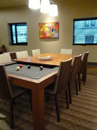 Dining Room Pool Table Combo by Multi Use Pool Table Shocking On Ideas Plus Combination Game Tables 4