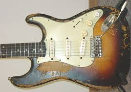 Mike McCreadys 1959 Sunburst Fender Stratocaster
