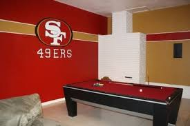 49ers Game Room