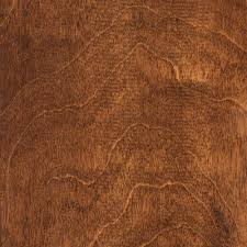 Gunstock Oak Hardwood Flooring Home Depot by Home Legend Hand Scraped Oak Gunstock 3 8 In T X 4 3 4 In W X