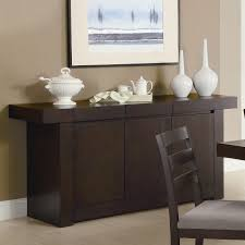 Get Quotations Modern Dining Room Sideboard Server Table Cabinet In Cappuccino