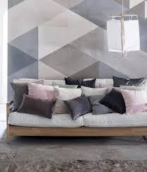 wandfarbe grau wohnen einrichten mit der trendfarbe