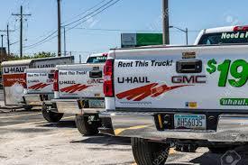 100 Rent Ryder Truck Kokomo Circa May 2017 UHaul Moving Al Location