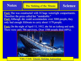 Titanic Sinking Animation Download by Cause And Effect Bell Work Date A Famous Question Goes Like This