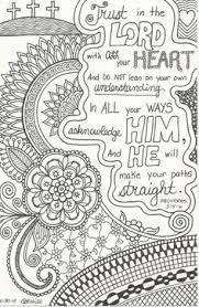 Growing Through Prayer For Kids Bible Verse Coloring Sheets