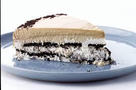 Espresso and Mascarpone Icebox Cake recipe