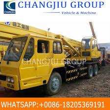 100 Two Ton Truck Hot Item Person Sit Cabin 50 Mobile Crane Cheap Price 50t Crane