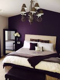 Romantic Bedroom Colors With Design Ideas Also Lavender Walls And Purple Black Besides