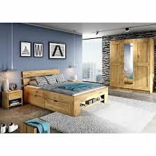 schlafzimmer set 3 tlg toni wildeiche teilmassiv bett 140x200 schrank 3trg ebay